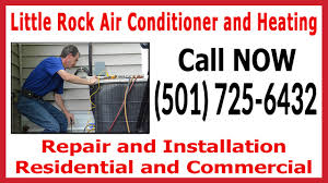 hvac rock ar air conditioning repair heating and