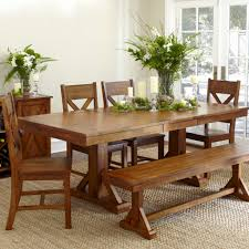 solid wood trestle dining table solid wood trestle dining table best of bench dining room table