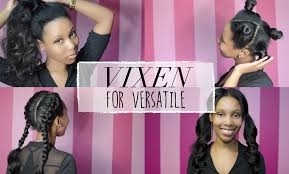 versatile vixen sew in vixen for versatile the complete guide for a perfect vixen install