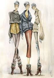 261 best fashion sketches images on pinterest fashion sketches