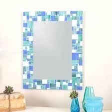 Mosaic Bathroom Mirror Mosaic Mirrors For Bathrooms Original Mosaic Bathroom Mirror