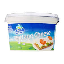 non dairy cottage cheese dairy farmers cottage cheese plain 250g from redmart