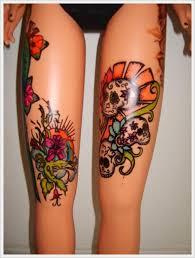 10 tattoo design for women u0027s legs 2015