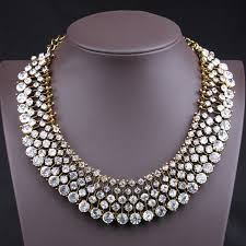 brand necklace aliexpress images Free shipping new high quality luxury brand jewelry princess diana jpg