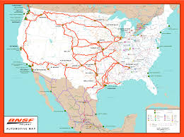 Dayton Map Ship With Bnsf U2013 Maps U0026 Shipping Locations Rail Network Maps Bnsf