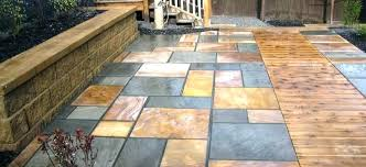 Patio Pavers Prices Brick Pavers Cost How To Lay For A Patio Fixing A Brick Patio
