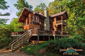 list of nc cabins and vacation home rentals with 1 2 bedroom