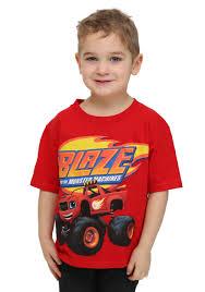 boys blaze monster truck shirt