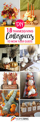Centerpieces For Thanksgiving 18 Easy Diy Thanksgiving Centerpieces To Wow Your Guests