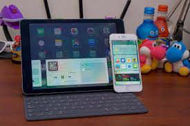 ios 10 preview apple goes back to ignoring the ipad in a wide