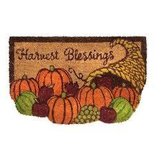 thanksgiving doormat 15 best coir mats images on door rugs coir doormat and