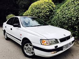 toyota carina v low miles aircon toyota carina e 1 8 cdx saloon 2 owners