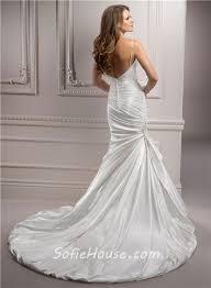 ruched trumpet wedding gown wedding dresses dressesss