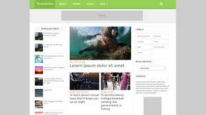 list mag blogger template download free blogspot theme