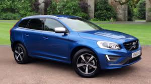 big volvo volvo xc60 44k new big spec d4 190bhp awd r design lux nav