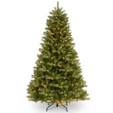 national tree company 7 1 2 feel real r deerfield fir hinged