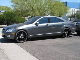 09 mercedes s550 s550 with 22 blaque wheels mbworld org forums