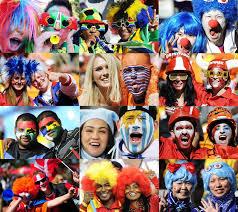 Flag Face Cheap European Cup Game Sports Fans Face Paint Flag Face Paint