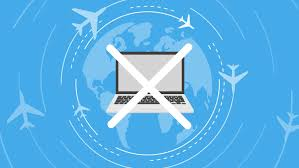 United Checked Bags Laptops Could Be Banned From Checked Bags On Planes Due To Fire
