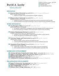resume david a leehy coffee shop resume lukex co