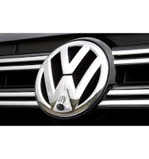 volkswagen logo black and white front camera for integration into volkswagen logo ci vsc e vn100