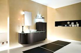 beige and black bathroom ideas black toilet and sink combo powder room with meetly co