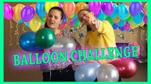 Balloon Challenge Balloon Challenge 2 Jinni