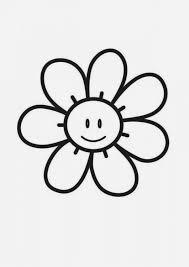 banco imagenes fotos gratis dibujos flores colorear
