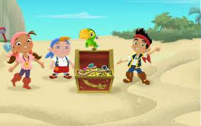 image jake crew standing team treasure chest