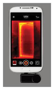 seek thermal thermal imaging camera for android phones micro usb