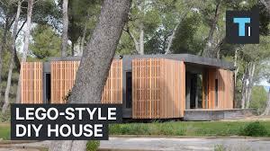 Ikea Prefab House by Lego Style Diy House Youtube
