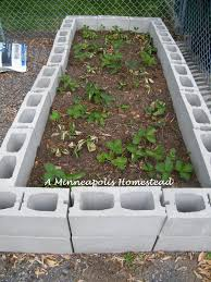build a raised garden bed on concrete home outdoor decoration