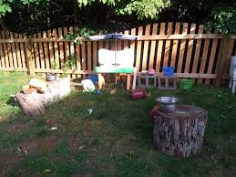 kenna u0027s felt forest backyard renovations