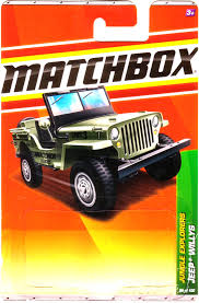 Image 2011 Mbx Jeep Willys Front Jpg Matchbox Cars Wiki