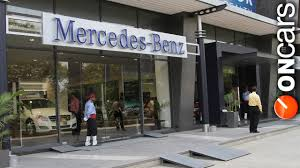 mercedes showroom mercedes benz opens a new dealership in vashi navi mumbai youtube