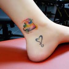 best 25 puzzle piece tattoos ideas on pinterest husband wife