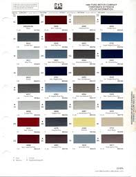 cool ford exterior paint codes home design ideas fancy with ford