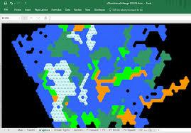 Columbian Exchange Map Snowflake Future 2016