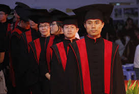 academic robes style academic robes debut in e china 1 chinadaily cn
