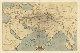 Southern Ocean Map Untitled Map Of Southern Asia And The Indian Ocean Hjbmaps Com