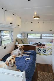 camper remodel 27 amazing rv travel trailer remodels you need to