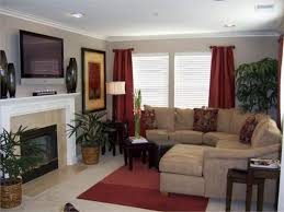 Burgundy Living Room Curtains Brown And Burgundy Living Room Decor Living Room Design Ideas