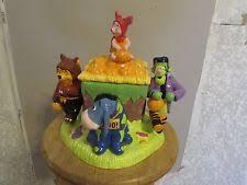 winnie the pooh cookie jar ebay