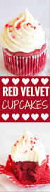 red velvet cupcakes with cream cheese frosting recipe red color