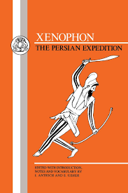 amazon com xenophon the persian expedition anabasis greek