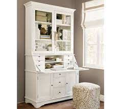 Desk Hutch Ideas Wonderful Graham Desk U0026 Hutch Pottery Barn Greenvirals Style