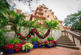 buddy the holidays around the world at epcot rolling with
