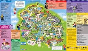 Orlando Parks Map by California Legoland Map California Map
