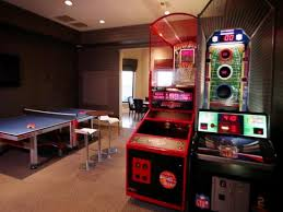 gaming room ideas great home design references huca home elegant