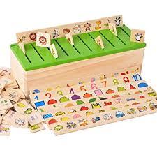 cuisine bebe jouet mmrm montessori éducation jeu en bois reconnaissance jouet bébé